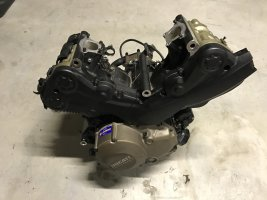 Двигатель Ducati Monster 1200 ZDM1198WH '14