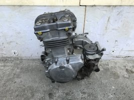 Двигатель Kawasaki EN400 Vulcan EN400AE