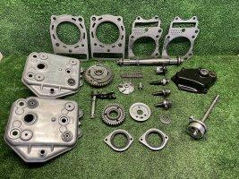 Детали двигателя прокладки Kawasaki VN900 Vulcan 900
