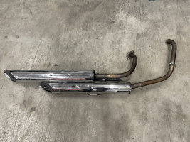 Глушители выхлоп Kawasaki VN900 Vulcan 900