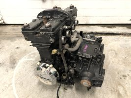 Двигатель Kawasaki ZL400 Eliminator