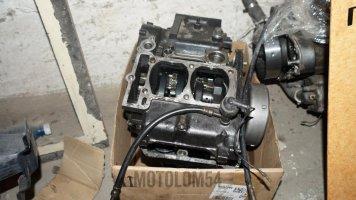 Двигатель Kawasaki ZZR250 (в разбор)