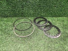 Пружинные кольца, пластины Suzuki GSX-R 1000 K5 K6