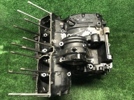Картер двигателя Yamaha FZR 1000 2GH