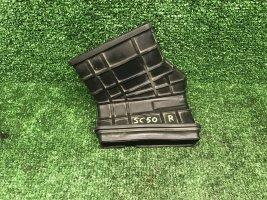 Резинка воздуховода правая Honda CBR954RR 02-03 SC50