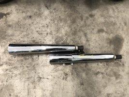 Выхлоп Honda VT 750 VT750 Shadow