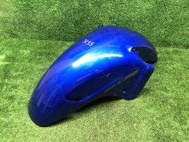 Крыло переднее синее Honda CBR1100XX SC35 BlackBird