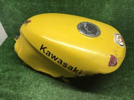 Бензобак бак Kawasaki EX-4